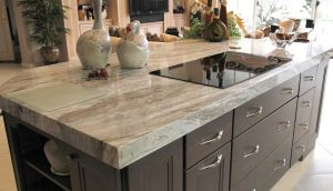 fantasy brown granite kitchen 2