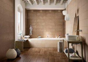 terracotta bathroom 1