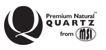 q premium natural quartz logo