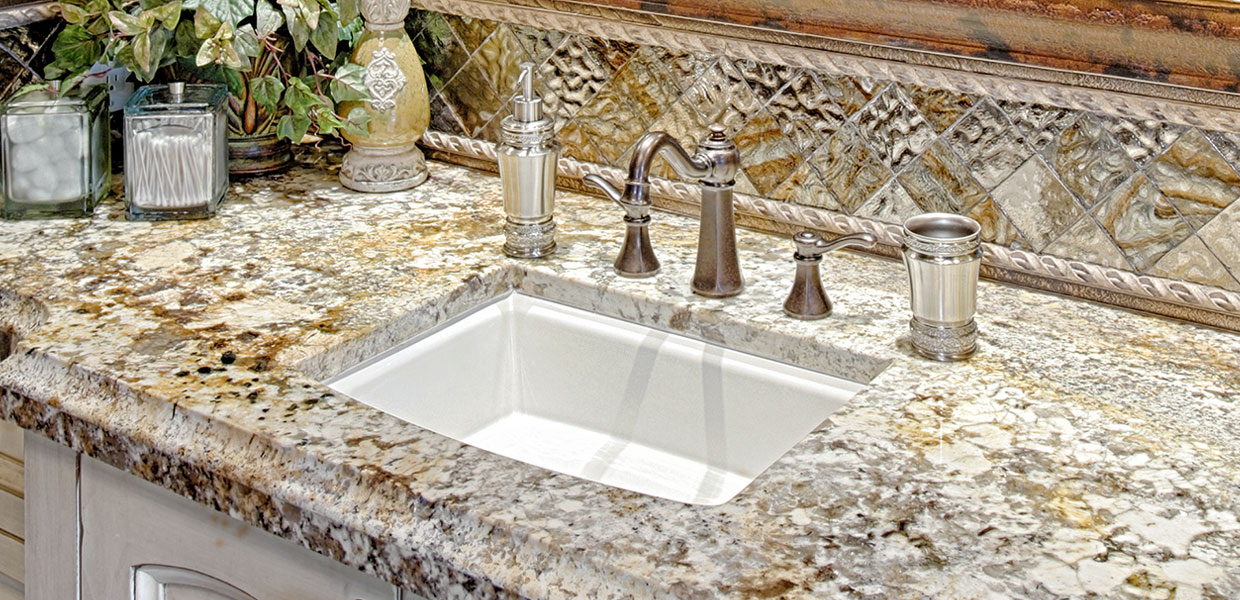 advanced granite solutions bathroom