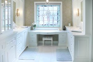 marble dressing table