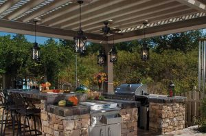 why you should choose natural stone decoration outdoor kitchen
