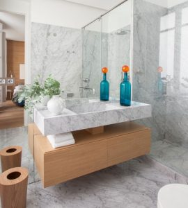 bathroom countertop storage 1