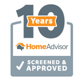 ags home advisor 10 years badge