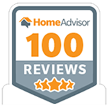 ags home advisor 100 reviews badge